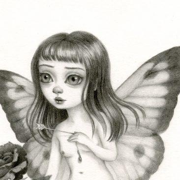 Katie Gamb - The Trials of Psyche (Detail 1)