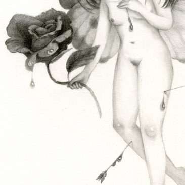 Katie Gamb - The Trials of Psyche (Detail 2)