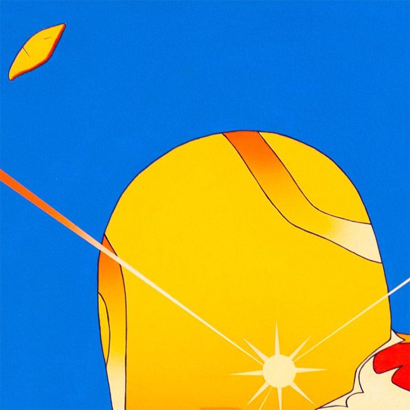 Victor Mosquera - Awake (Detail 2)