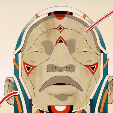 Victor Mosquera - Breathe II (Detail 2)