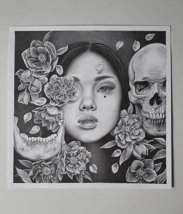 Amelia Hofsteede - Reminiscence (Border)
