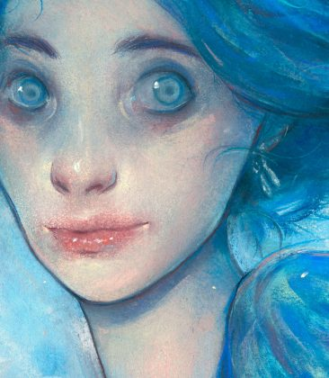 Ashly Lovett - Wisp (Detail)