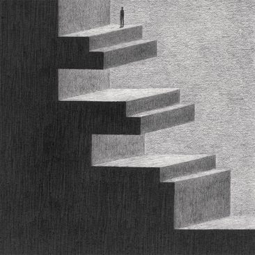 James Lipnickas - When We Leave (Detail 2)
