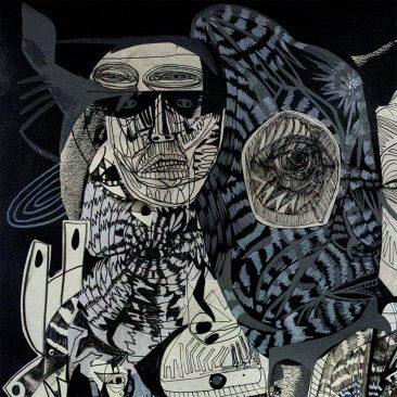 Jon Todd - Phantoms IX (Detail 1)