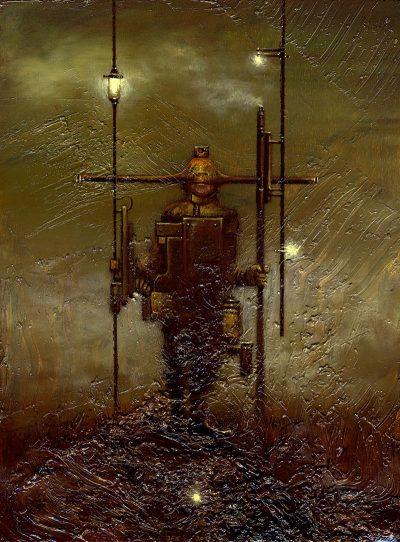 Josef Florian Krichbaum - Nightwatchman Guard