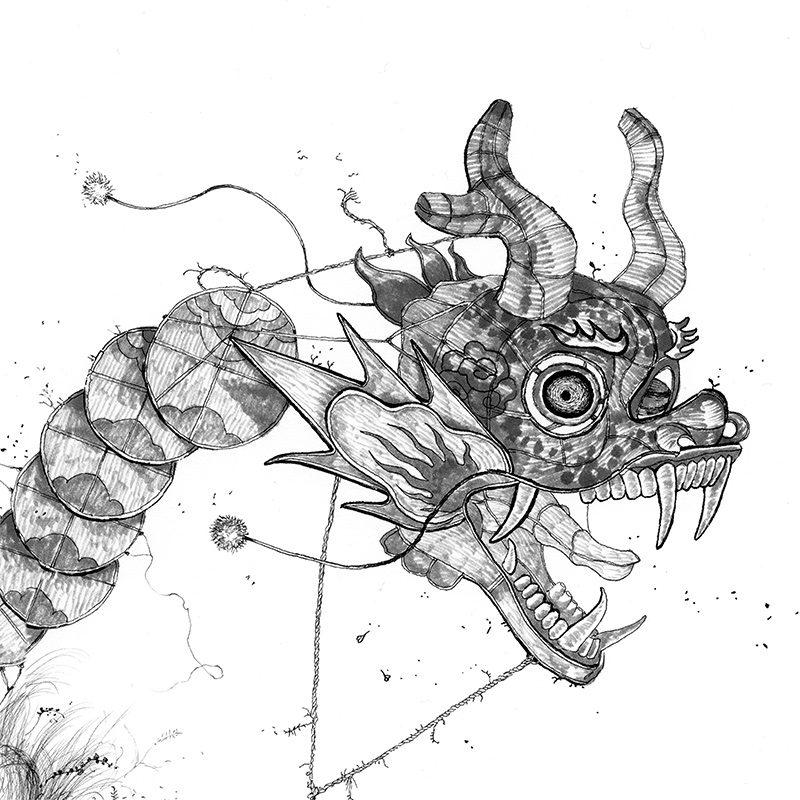 Monika-Mitkute - Wild Strawberries (Detail 2)