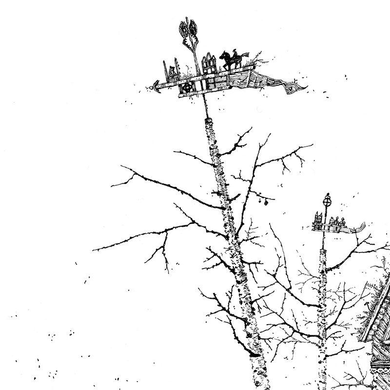 Monika-Mitkute - Wild Strawberries (Detail 6)