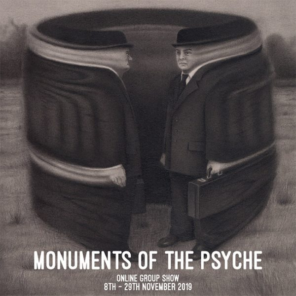 Monuments of the Psyche - Shop-Thumbnail - Carlos Fdez