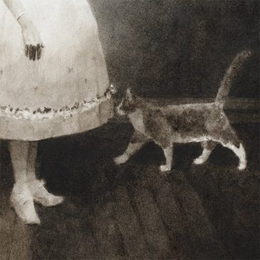 Benz and Chang - Fairy Godmother, 1911 (Detail 2)