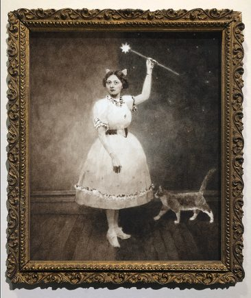 Benz and Chang - Fairy Godmother, 1911 (Framed - Front)