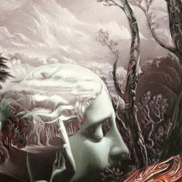 Nam Das - The Peregrine Wind (Detail 1)