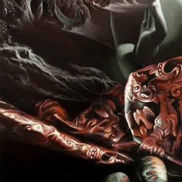 Nam Das - The Peregrine Wind (Detail 2)