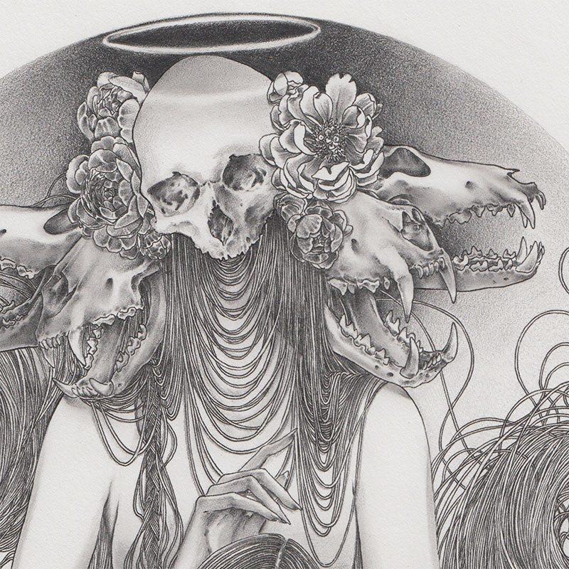 Andi Soto - Enigma (Detail 1)