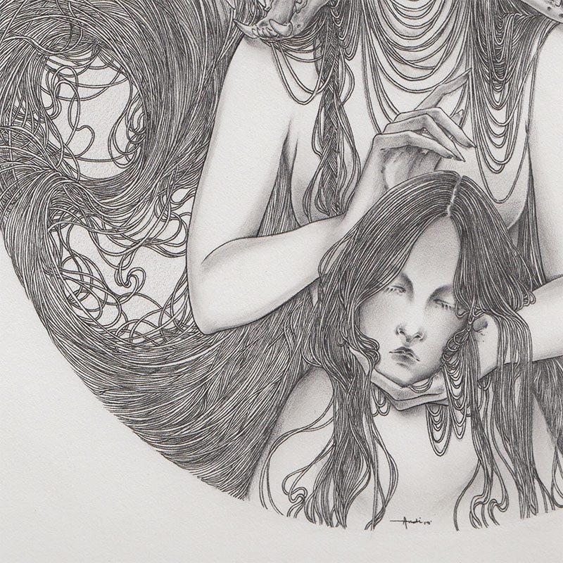 Andi Soto - Enigma (Detail 2)