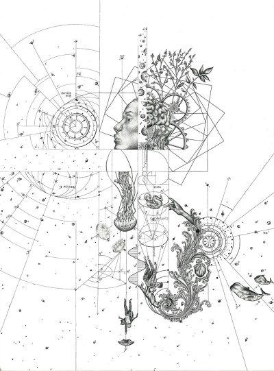 DantesDots - The Shape of Gravity