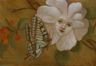Deirdre Sullivan-Beeman - Little Flower Girl