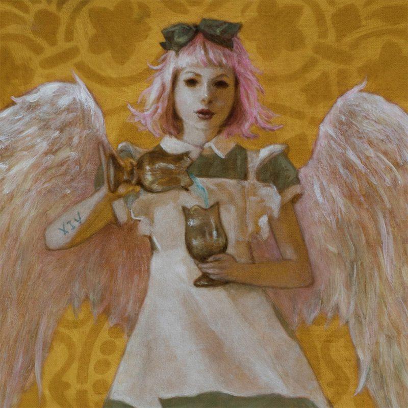 Deirdre Sullivan-Beeman - Temperance (Detail 1)