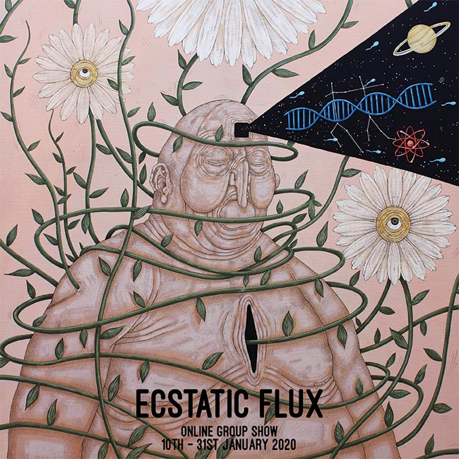 Ecstatic Flux - Shop Thumbnail - Luca Ledda