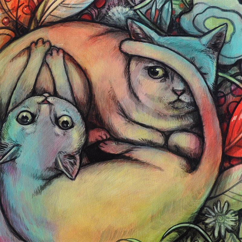 Kelly Vivanco - Flex (Detail)