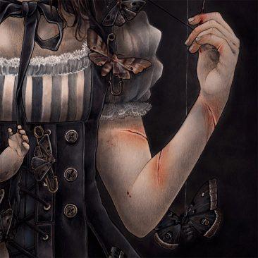 Yuriko Shirou - Repair (Detail 3)