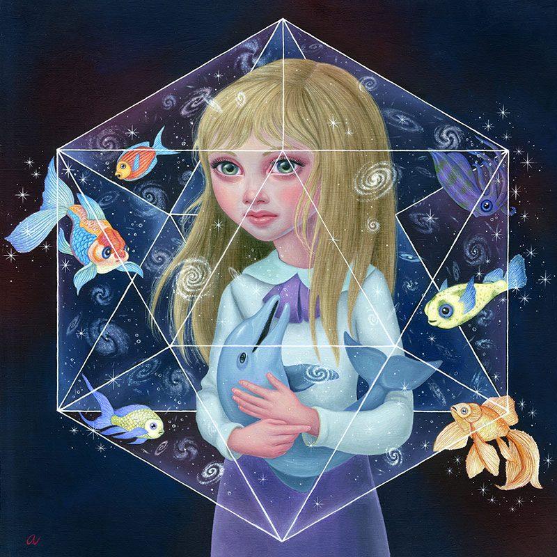 Ana Bagayan - Icosahedron