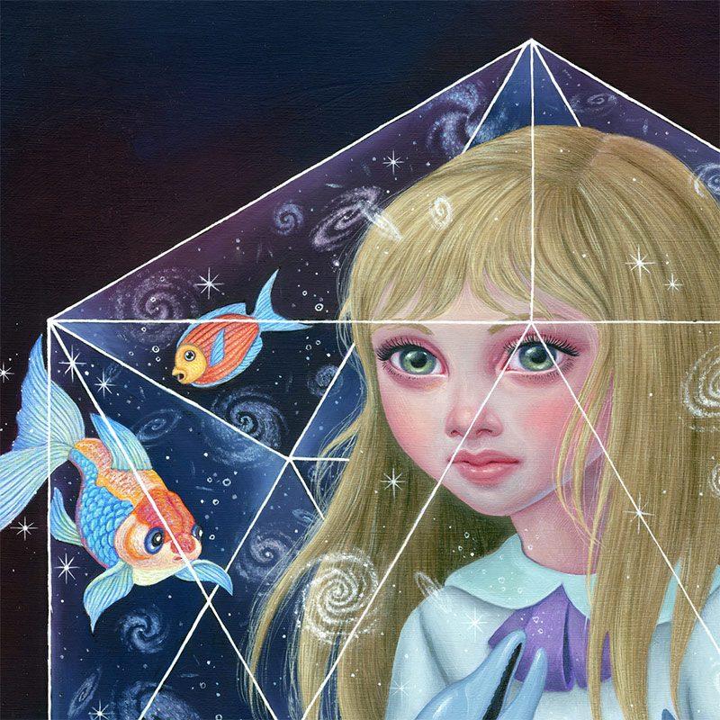 Ana Bagayan - Icosahedron (Detail 1)