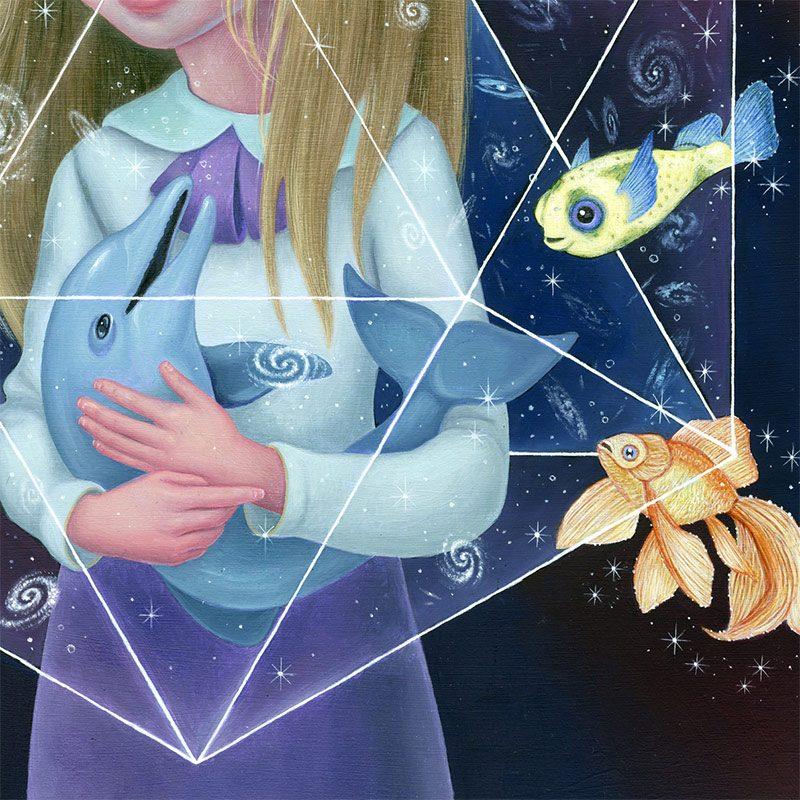 Ana Bagayan - Icosahedron (Detail 2)