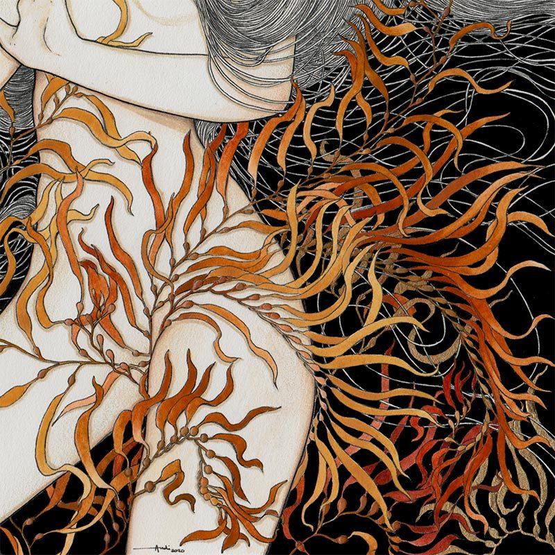 Andi Soto - Deep Underwater (Detail 3)