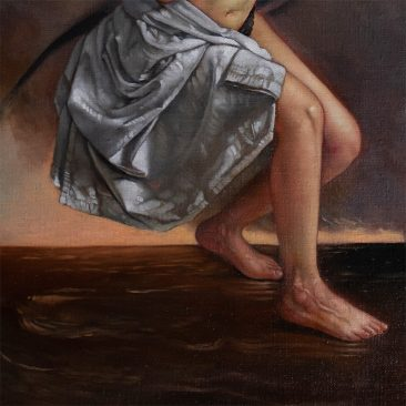 Ania Tomicka - From the Flame (Detail 3)