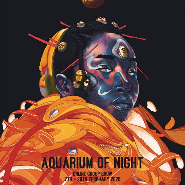 Aquarium of Night - Shop Thumbnail (Taj Francis)