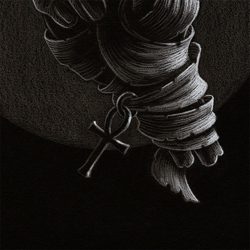 Brian Britigan - Later Life (Detail 2)