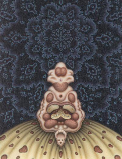 Catriona Secker - Flesh Totem
