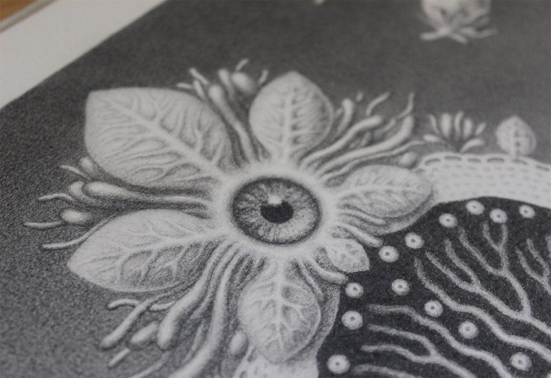 Catriona Secker - Nature Spirit 2 (Detail 4)
