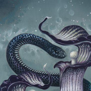 David Natale - Cobra Lily (Detail 1)