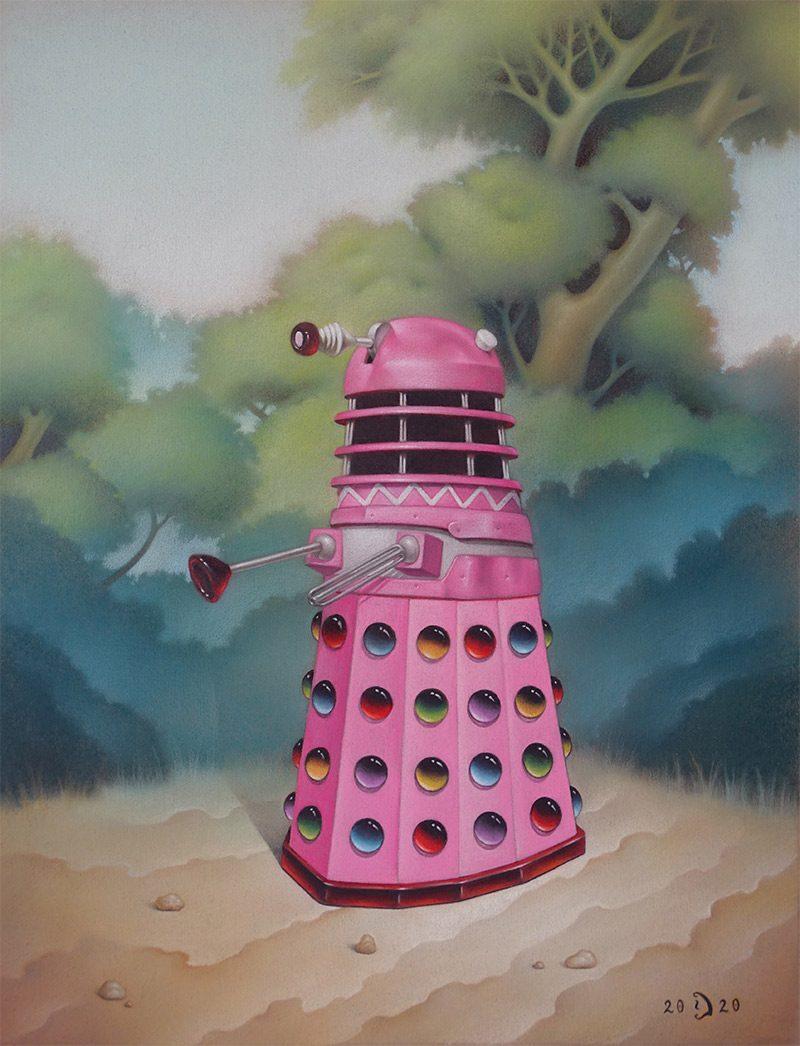 Declan Lee - Dalek