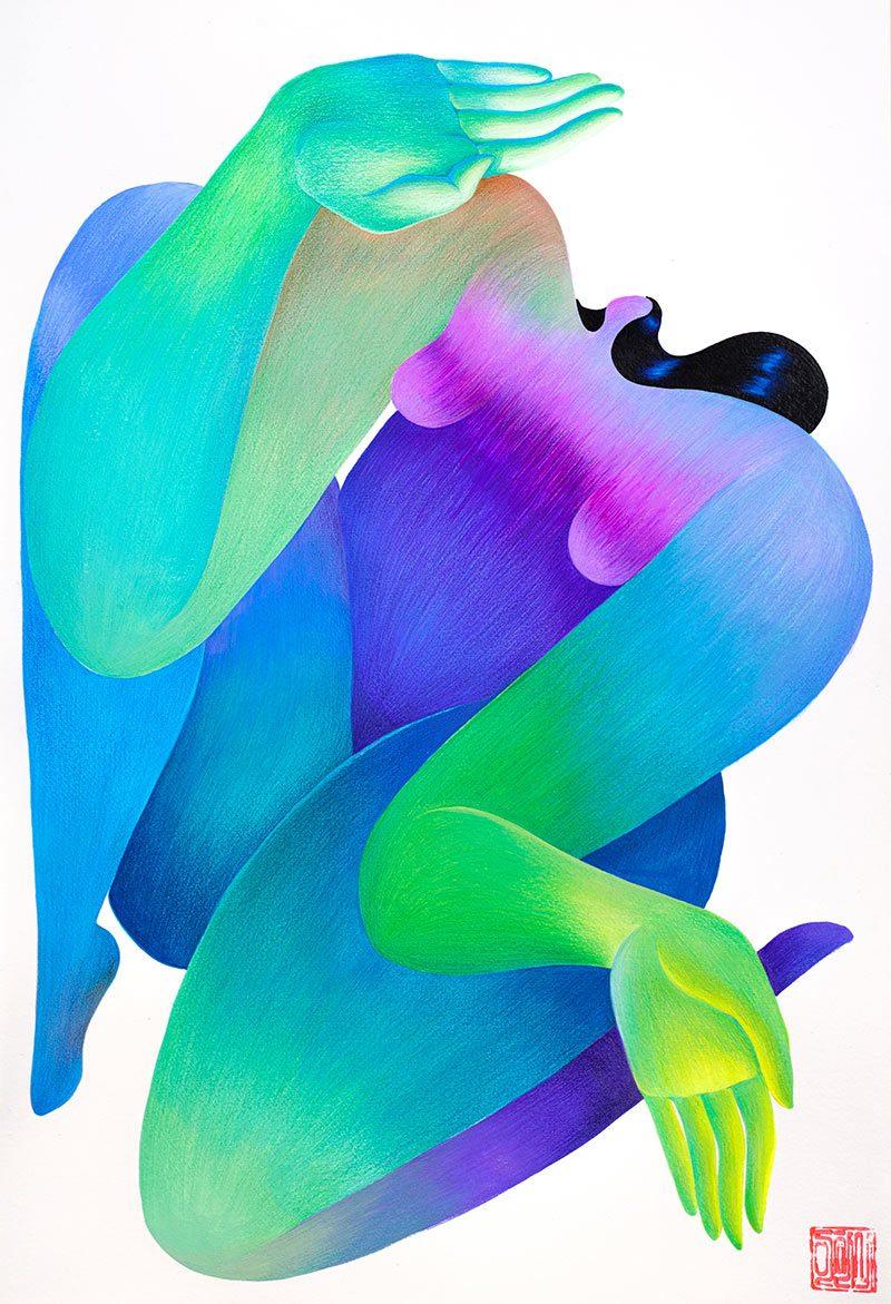 Hanna Lee Joshi - Touching the Earth