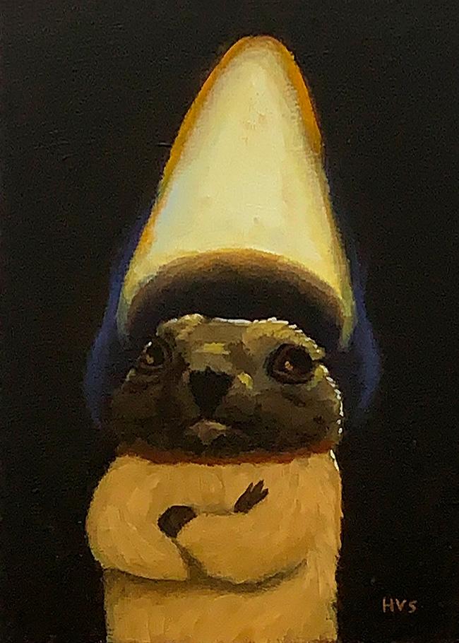Henry Schreiber - Matchstick Marmot