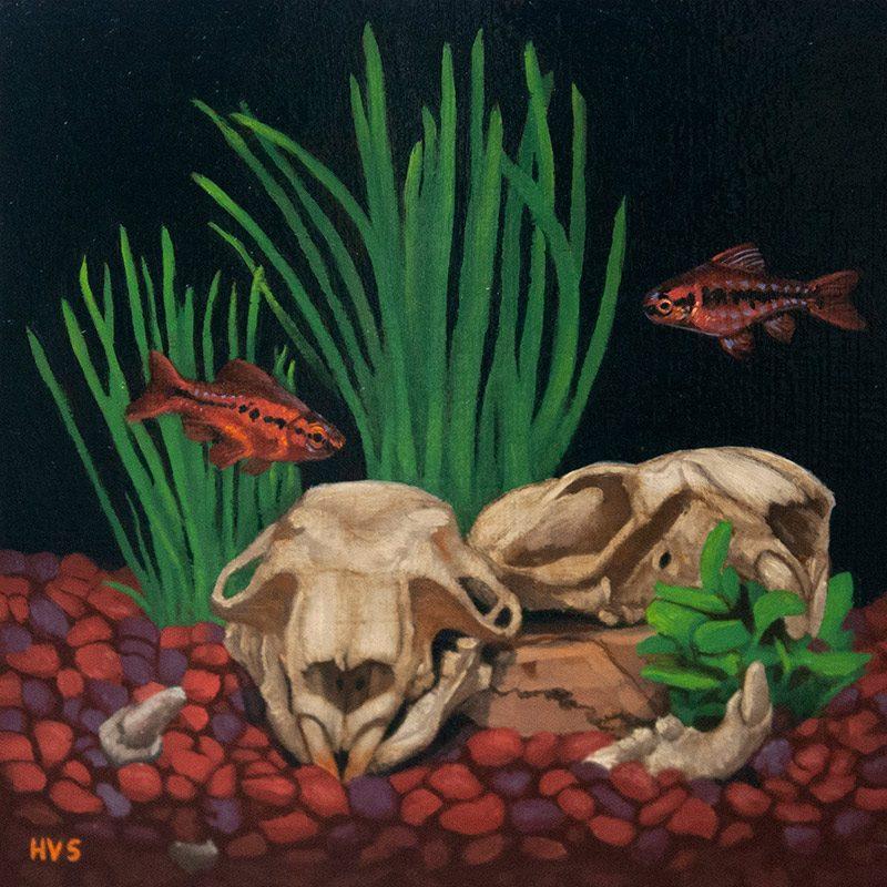 Henry Schreiber - Skulls