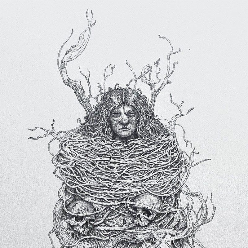 Igor Krstic - Salem (Detail 1)