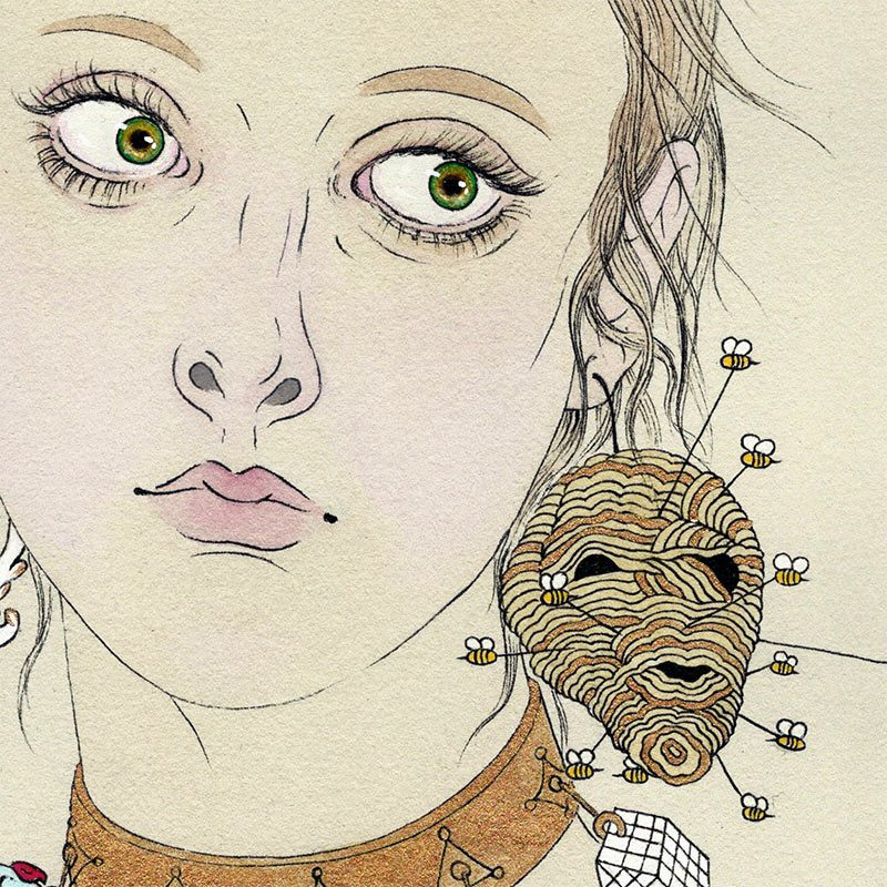 Jenna Andersen - Adorned (Detail 1)