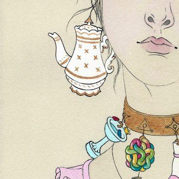 Jenna Andersen - Adorned (Detail 2)