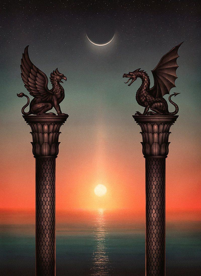 Josh Courlas - Pillars of Perennial Tension