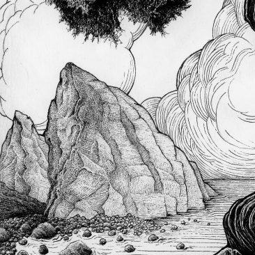 Karl Trewhela - Juniper 2 - Tree 4 (Detail 4)
