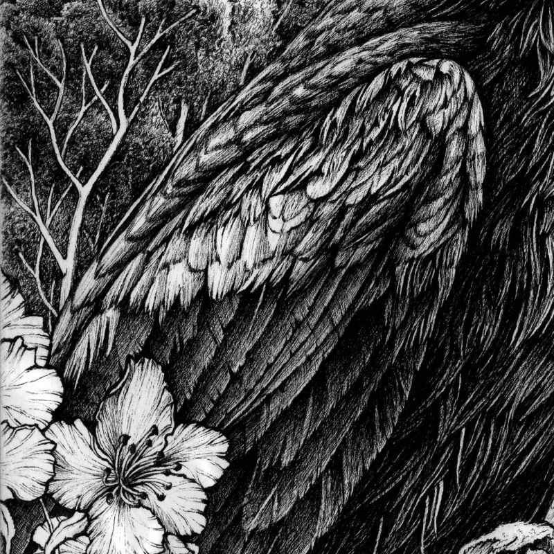 Karl Trewhela - Memento Mori (Detail 3)