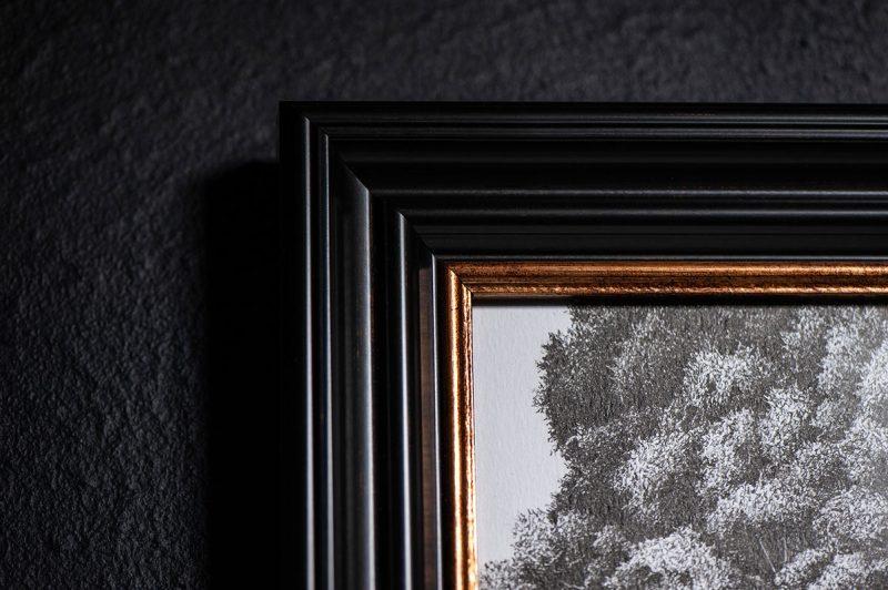 Karl Trewhela - Memento Mori (Frame Detail)