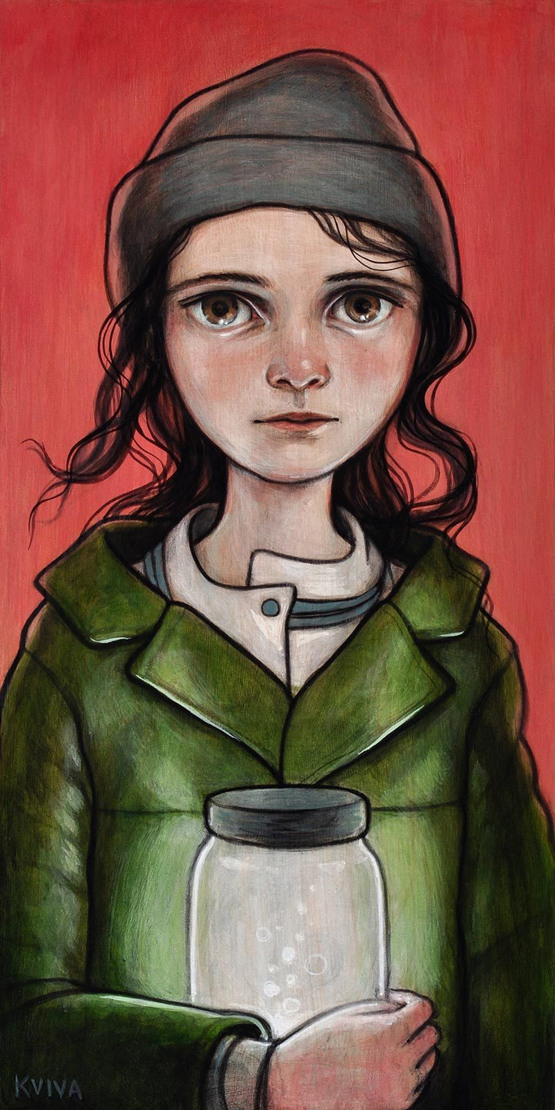 Kelly Vivanco - Memory Jar