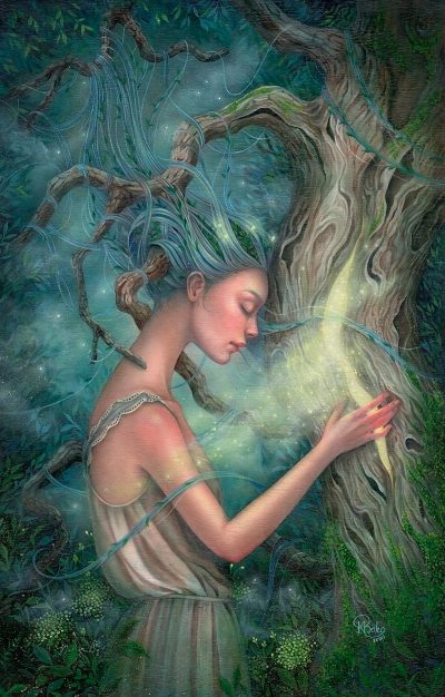 Kseniia Boka - The Heart of the Tree