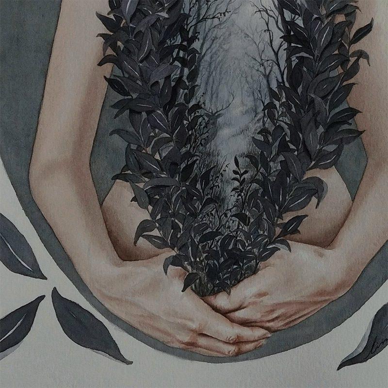 Lira Morina - Sacred Place (Detail 2)