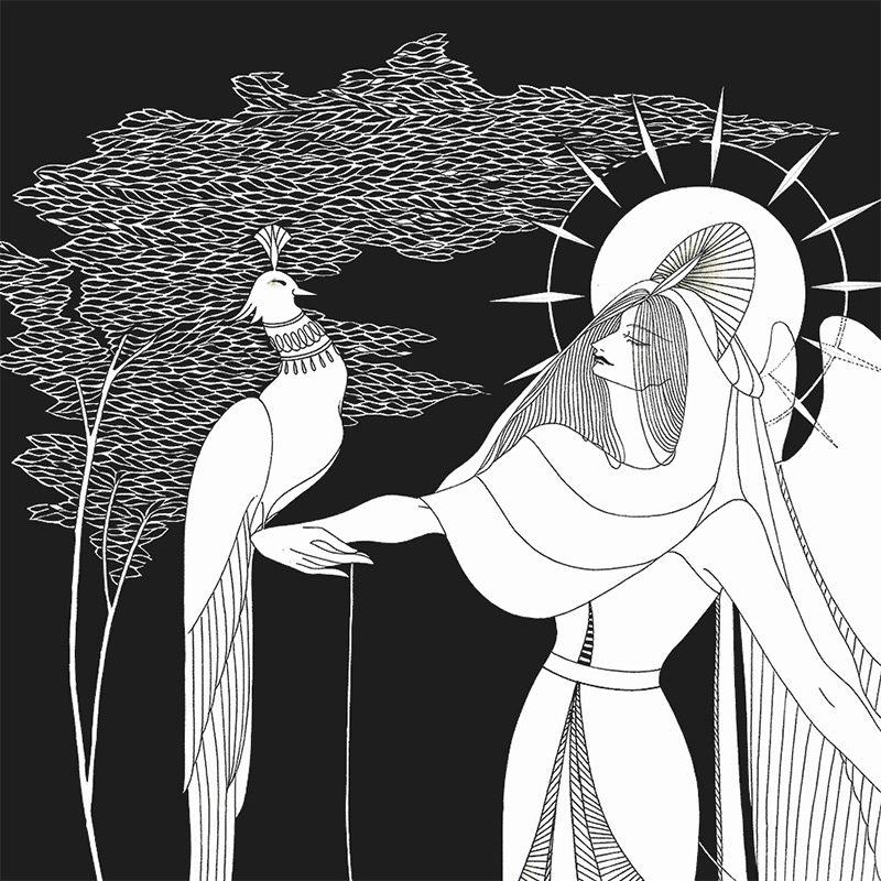 Marina Mika - Figure I (Detail 1)