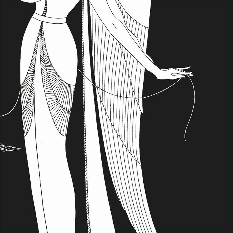 Marina Mika - Figure I (Detail 2)